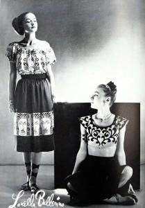 California Stylist, March 1946 Advertisement for Louella Ballerino
