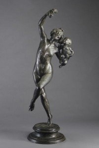 Frederick William MacMonnies   Bacchante and Infant Faun