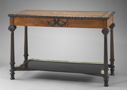 Console table, 1804–09; Attributed to Thomas and John Seymour