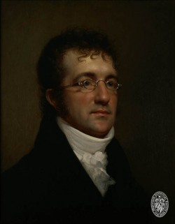 Benjamin Latrobe portrait