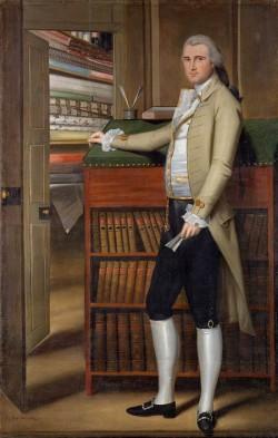 Elijah Boardman by Ralph Earl