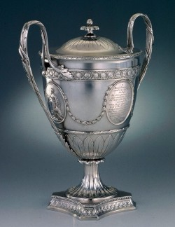 Two-handled covered cup, Matthew Boulton and John Fothergill
