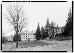 North Family dwelling houses, Mount Lebanon, NY