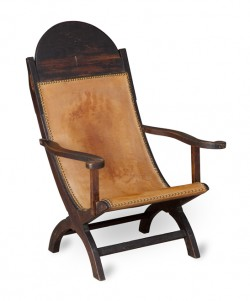 John Hemings Campeachy Chair