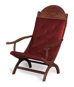 Trist-Gilmer Campeachy chair
