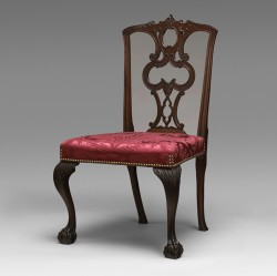 Side chair by Nathaniel Gould