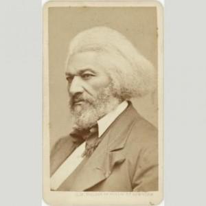 Frederick Douglass 1876 portrait by Kendall Warren, National Portrait Gallery