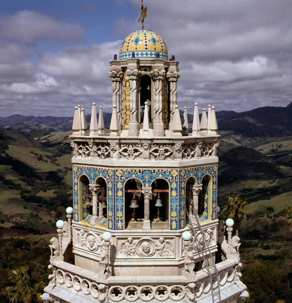 Casa Grande's North Tower by Julia Morgan